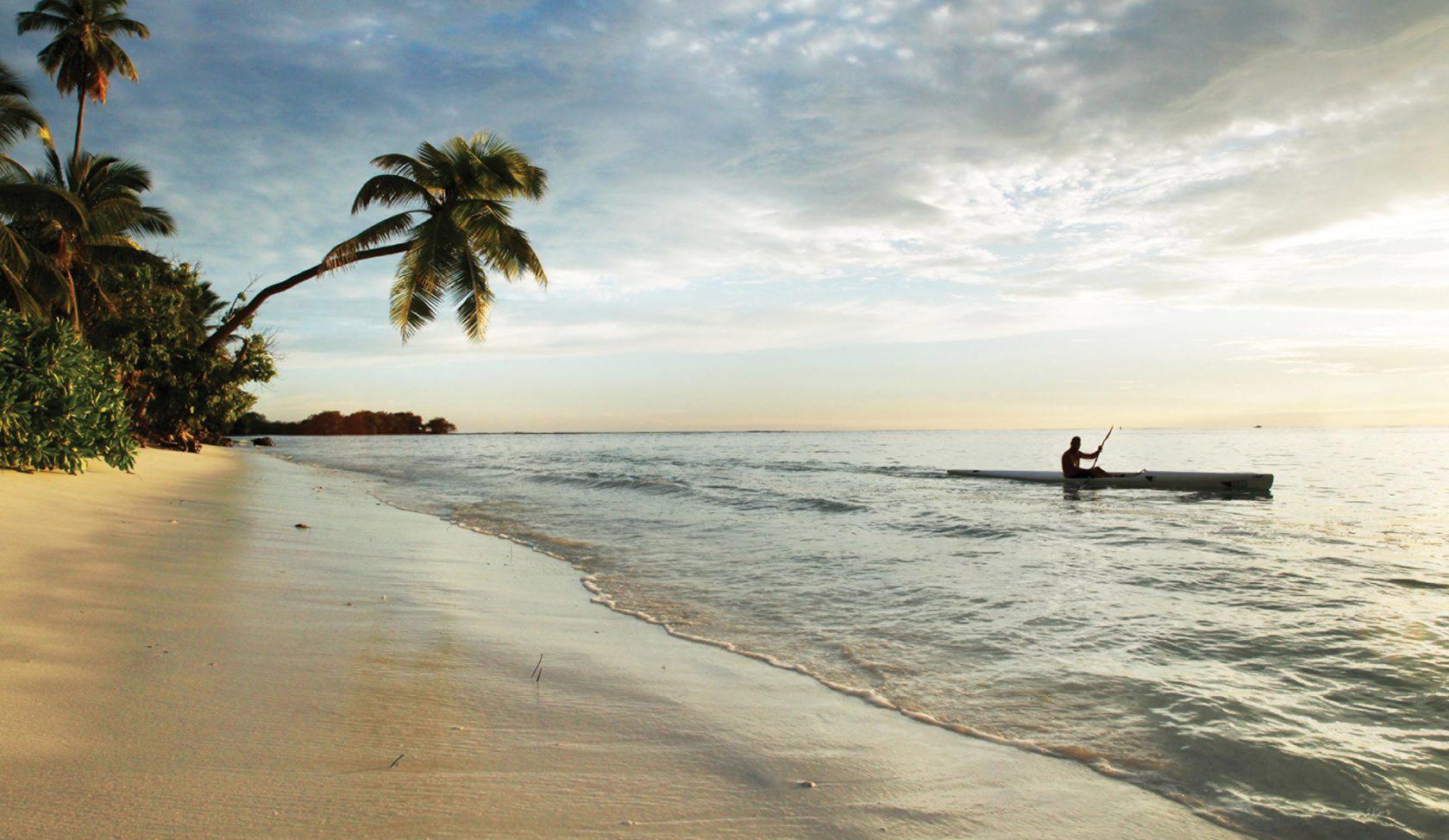 Four Seasons Resort Seychelles at Desroches Island – Traumstrand