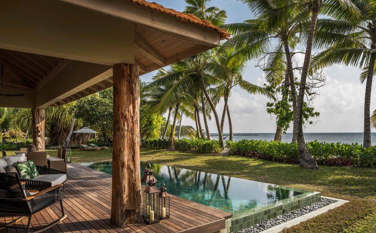 Four Seasons Resort Seychelles at Desroches Island – Beach Pool Villa