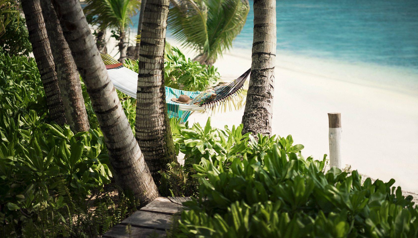 Four Seasons Resort Seychelles at Desroches Island – Hängematte