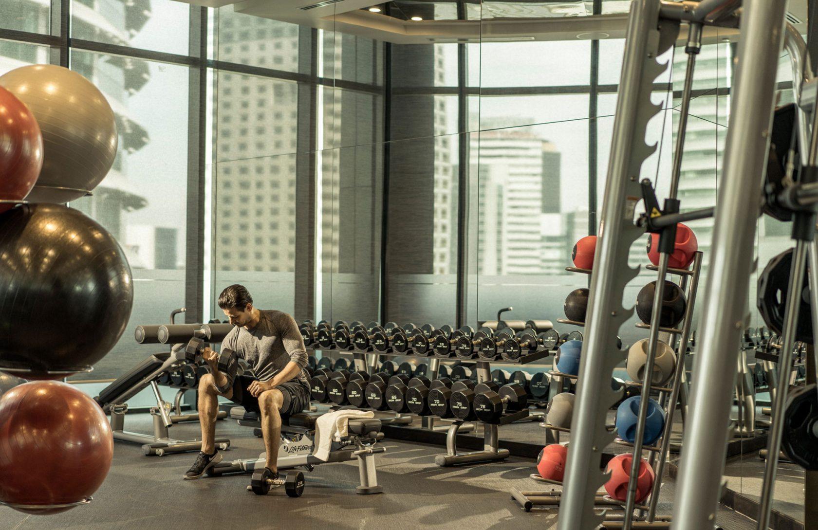 Four Seasons Kuala Lumpur Fitness