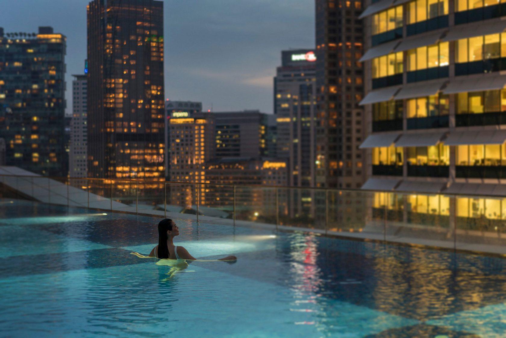 Four Seasons Kuala Lumpur Pool