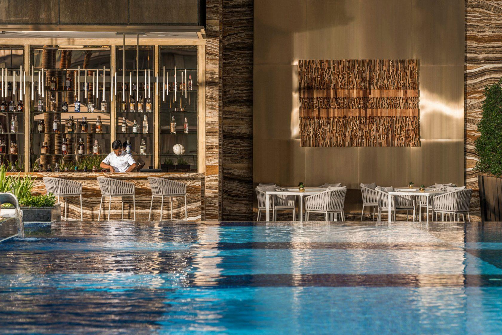 Four Seasons Kuala Lumpur Pool Bar and Grill