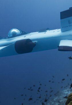 Four Seasons U-Boot Malediven