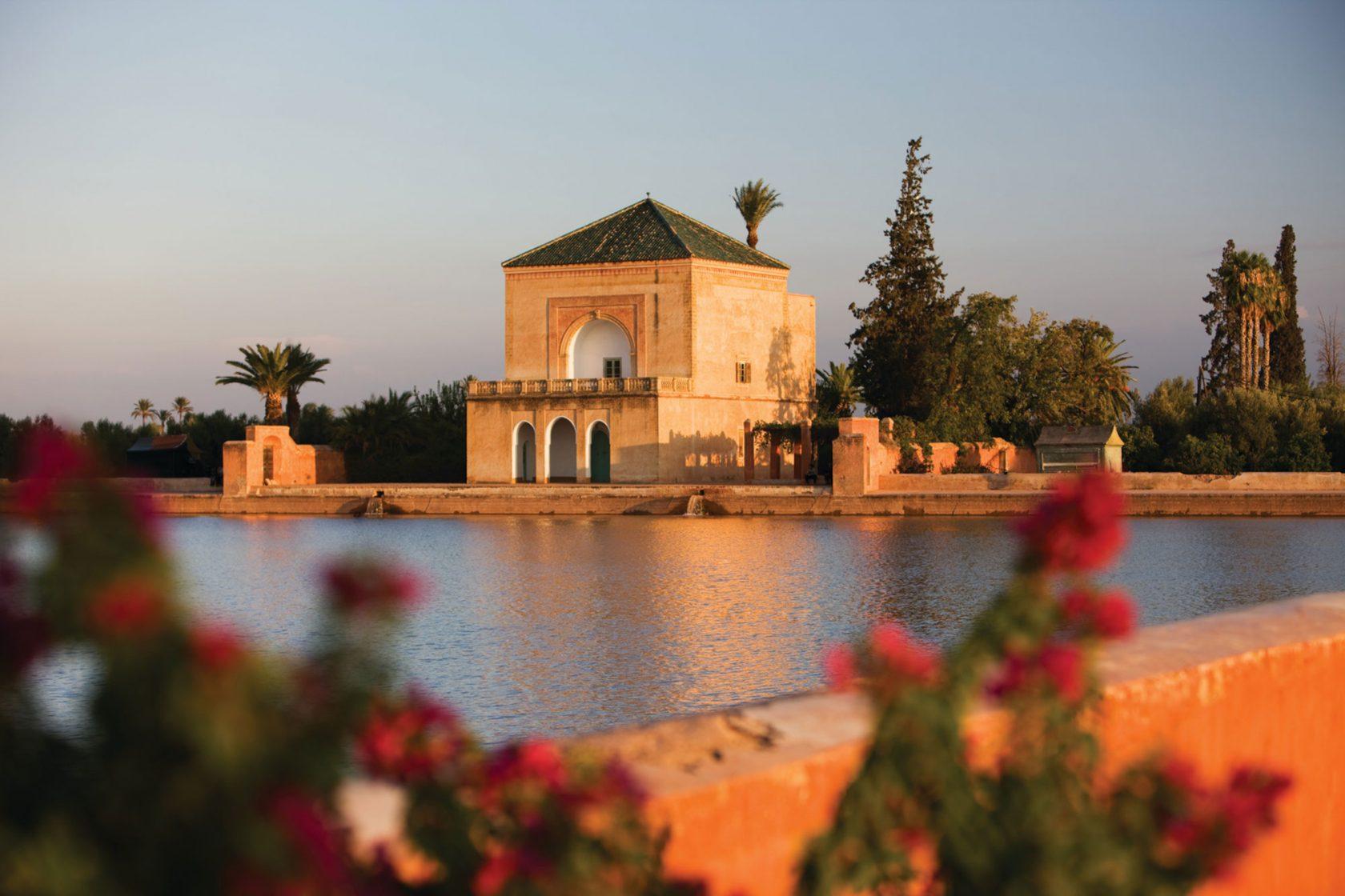 Four Seasons Marrakesch The Menara Gardens