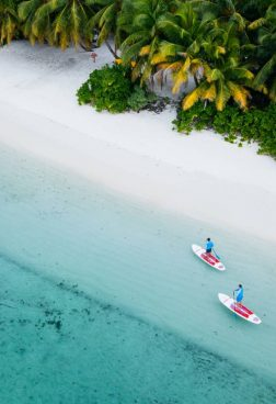 Four Seasons Resort Desroches Island - Stand-Up Paddling