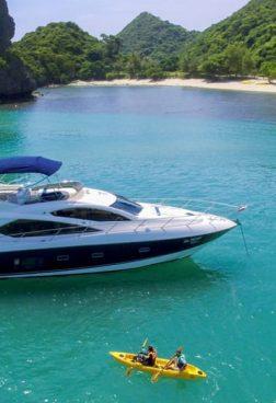 Four Seasons Resort Koh Samui - Privater Yachttörn