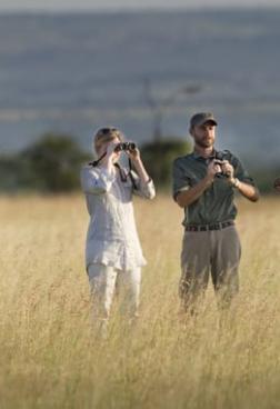 Four Seasons Safari Lodge Serengeti 2 - Walking Safari