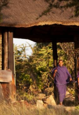 Four Seasons Safari Lodge Serengeti 6 - Maasai Village