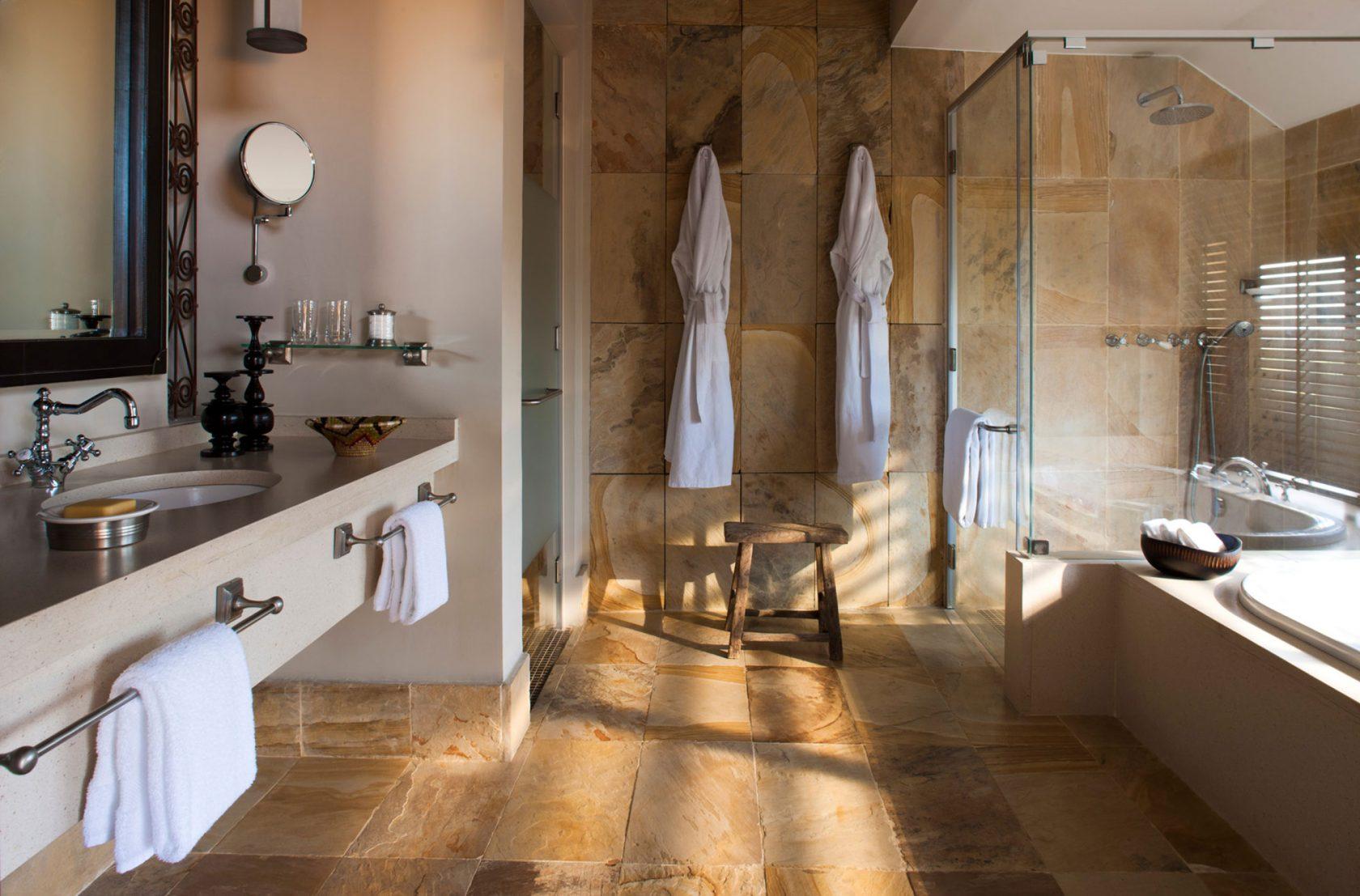 Four Seasons Safari Lodge Serengeti Bathroom