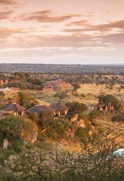 Four Seasons Safari Lodge Serengeti Overview