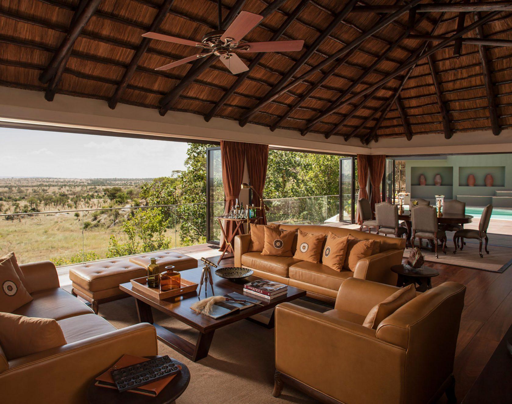 Four Seasons Safari Lodge Serengeti Presidential Villa