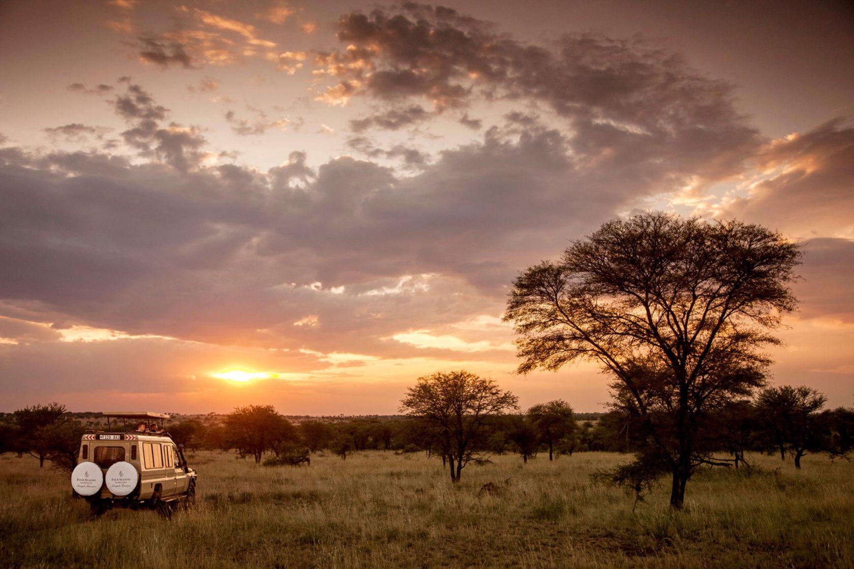 Four Seasons Safari Lodge Serengeti Safari