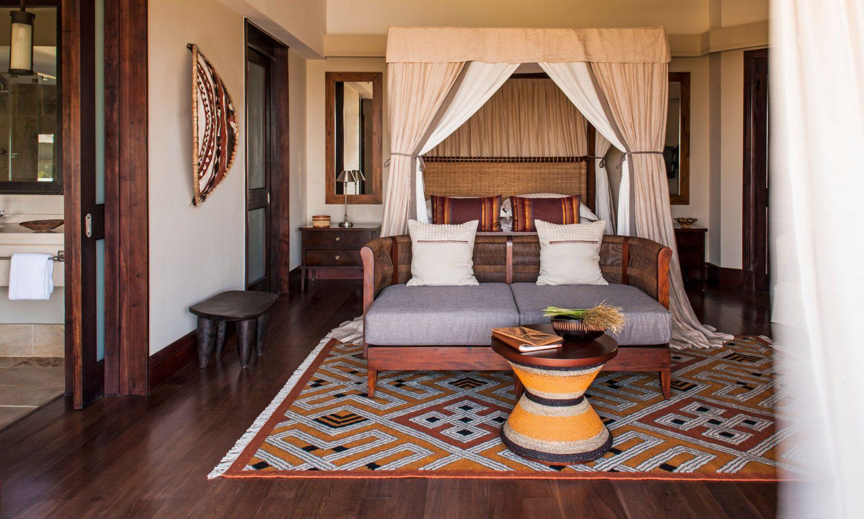 Four Seasons Safari Lodge Serengeti Savannah Room