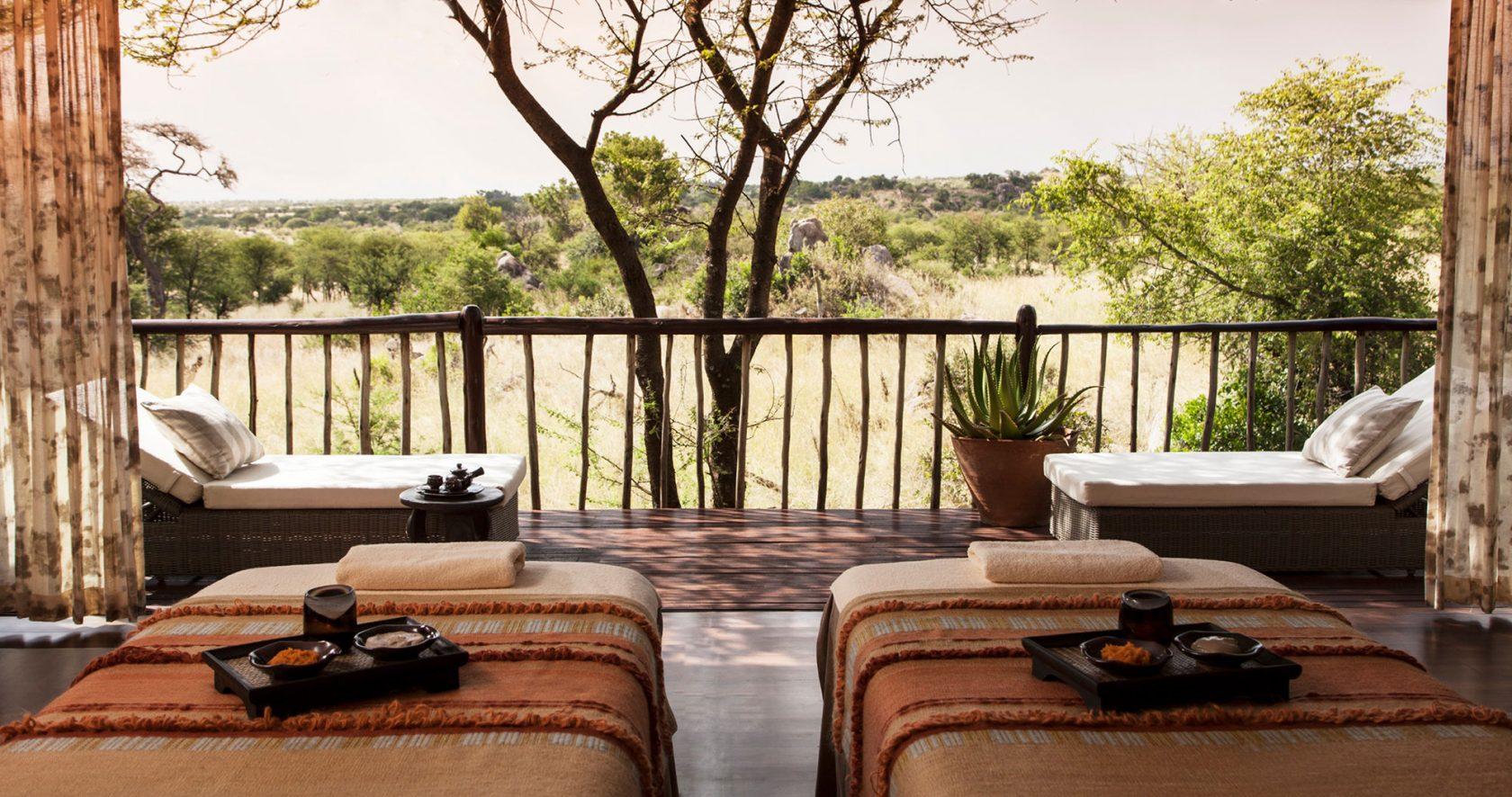 Four Seasons Safari Lodge Serengeti Spa