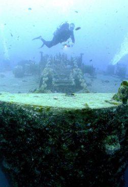 Four Seasons Sharm El Sheikh - Schiffswracks im Roten Meer