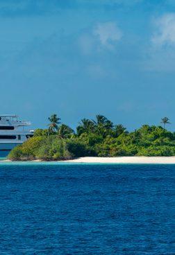 Kreuzfahrt Malediven – Luxus-Yacht Four Seasons Explorer