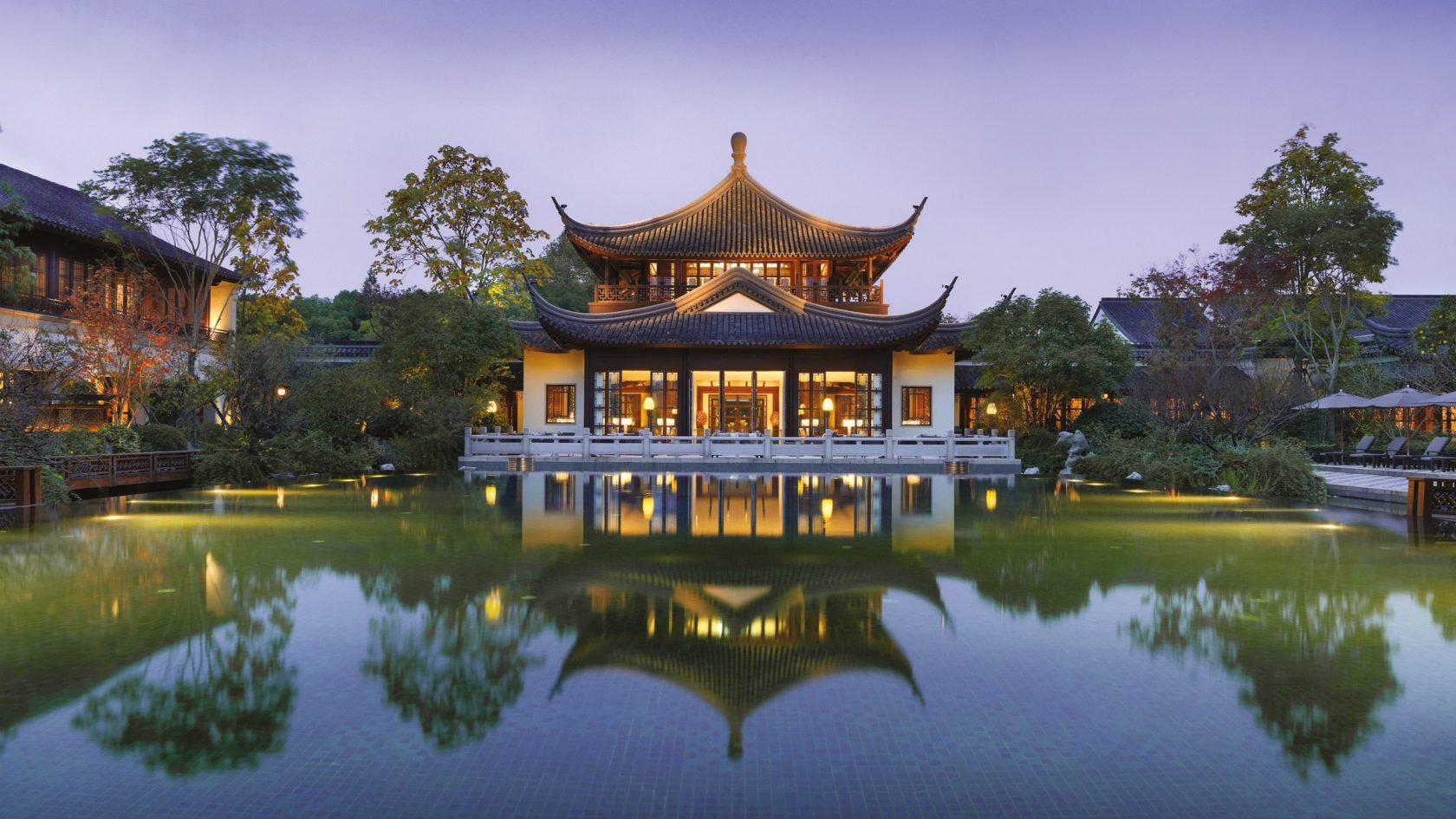 Four Seasons Hangzhou at West Lake, China