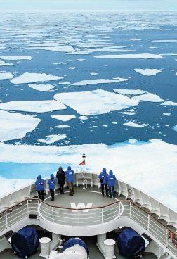Hanseatic Inspiration R7 - Expedition Chilenische Fjorde