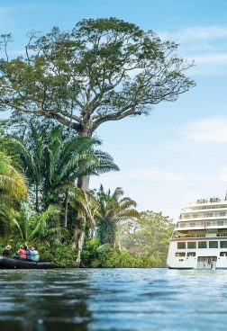Hanseatic Inspiration R9 - Expedition Mittelamerika mit Panamakanal