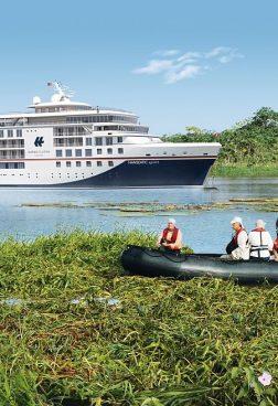 Hanseatic Spirit R11 - Expedition Amazonas