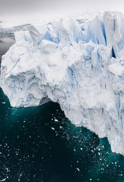 Hanseatic Spirit R8 - Antarktis - Große Expeditionsroute