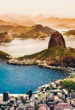 Hanseatic Spirit R9 - Brasilien