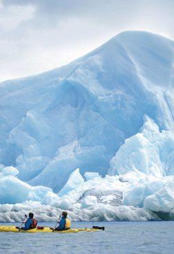 Hanseatic inspiration - Pio-XI-Gletscher