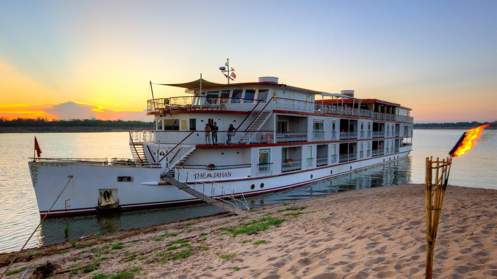 Mekong Flusskreuzfahrt Vietnam/ Kambodscha, Heritage Line: The Jahan