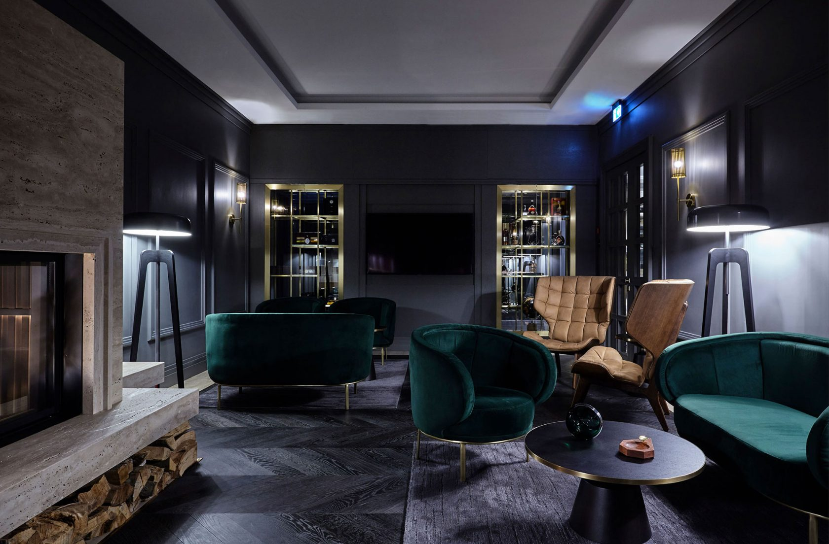 Ikador Luxury Boutique Hotel & Spa Edgar Cigar Bar