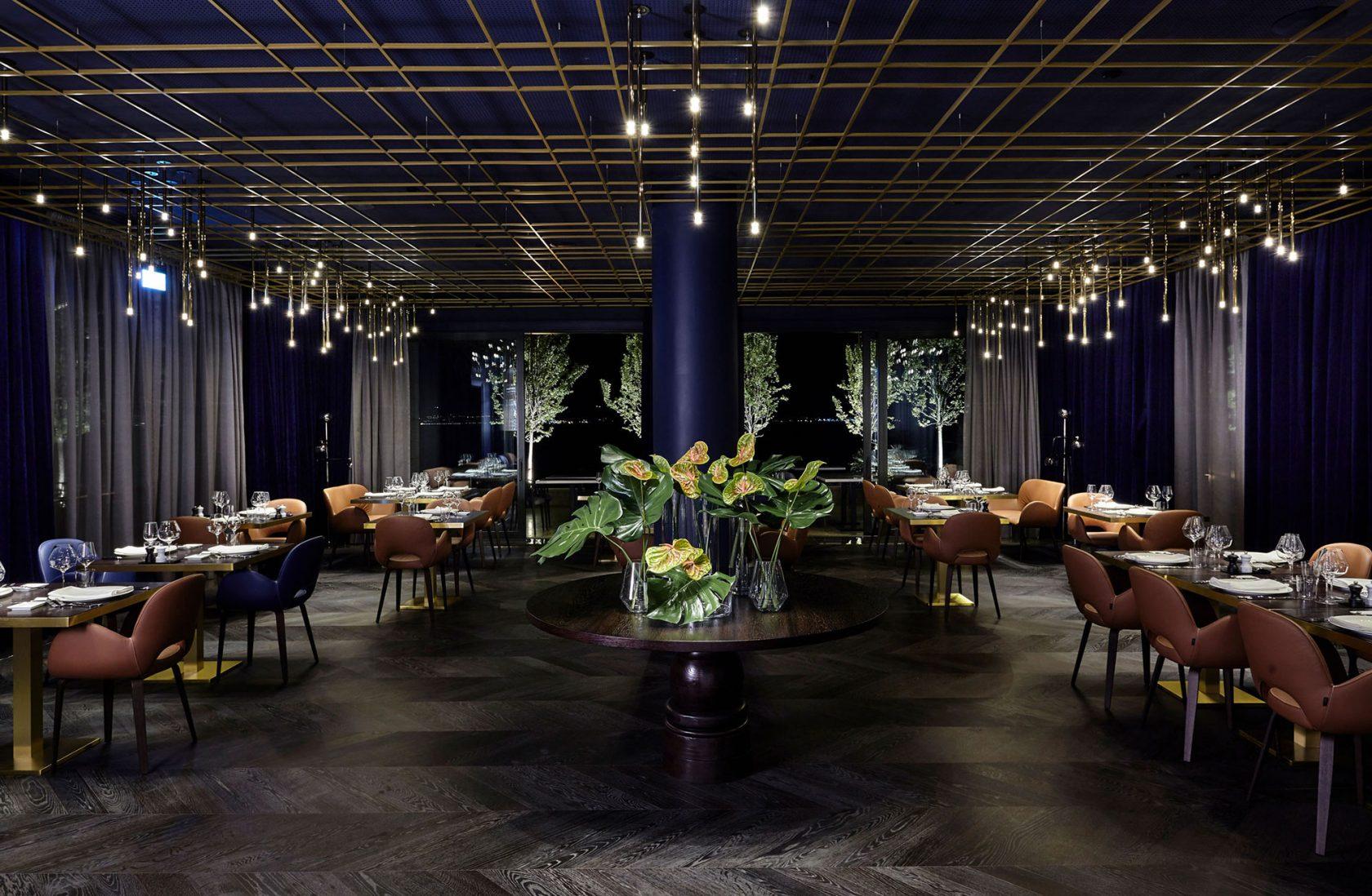 Ikador Luxury Boutique Hotel & Spa Restaurant Nobilion
