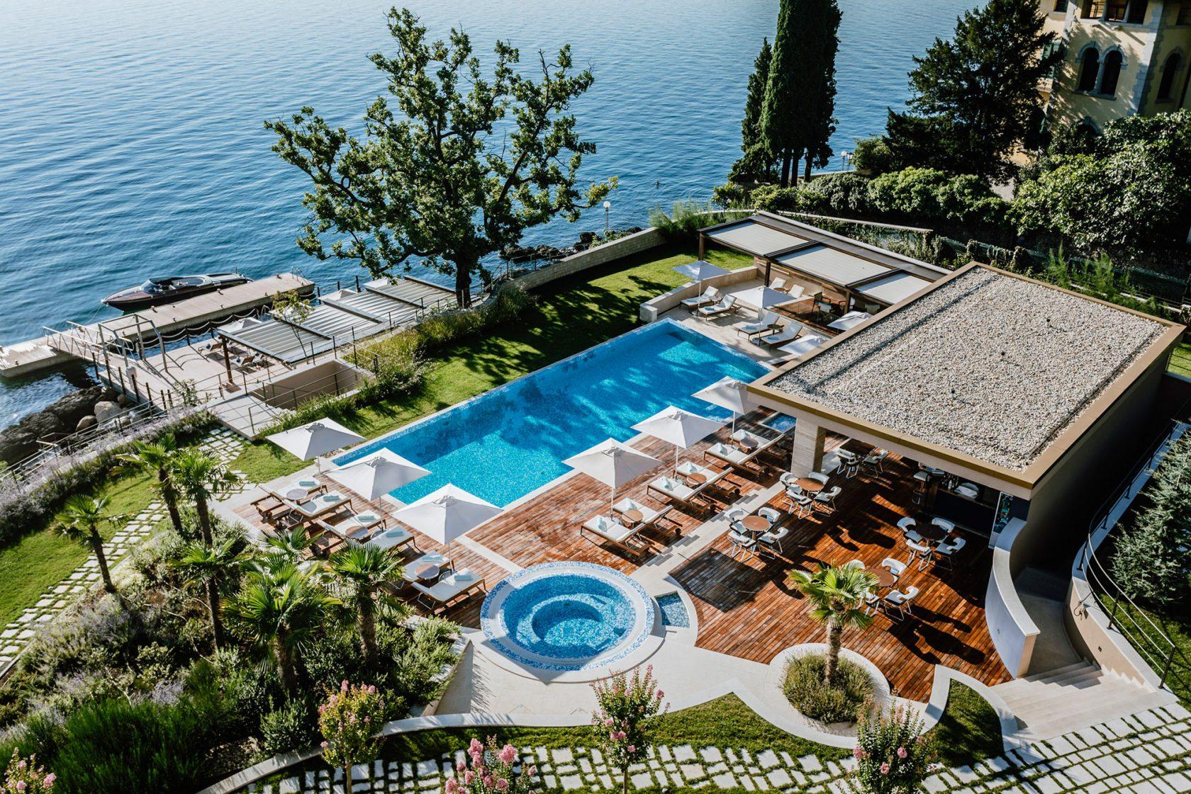 Ikador Luxury Boutique Hotel & Spa Pool