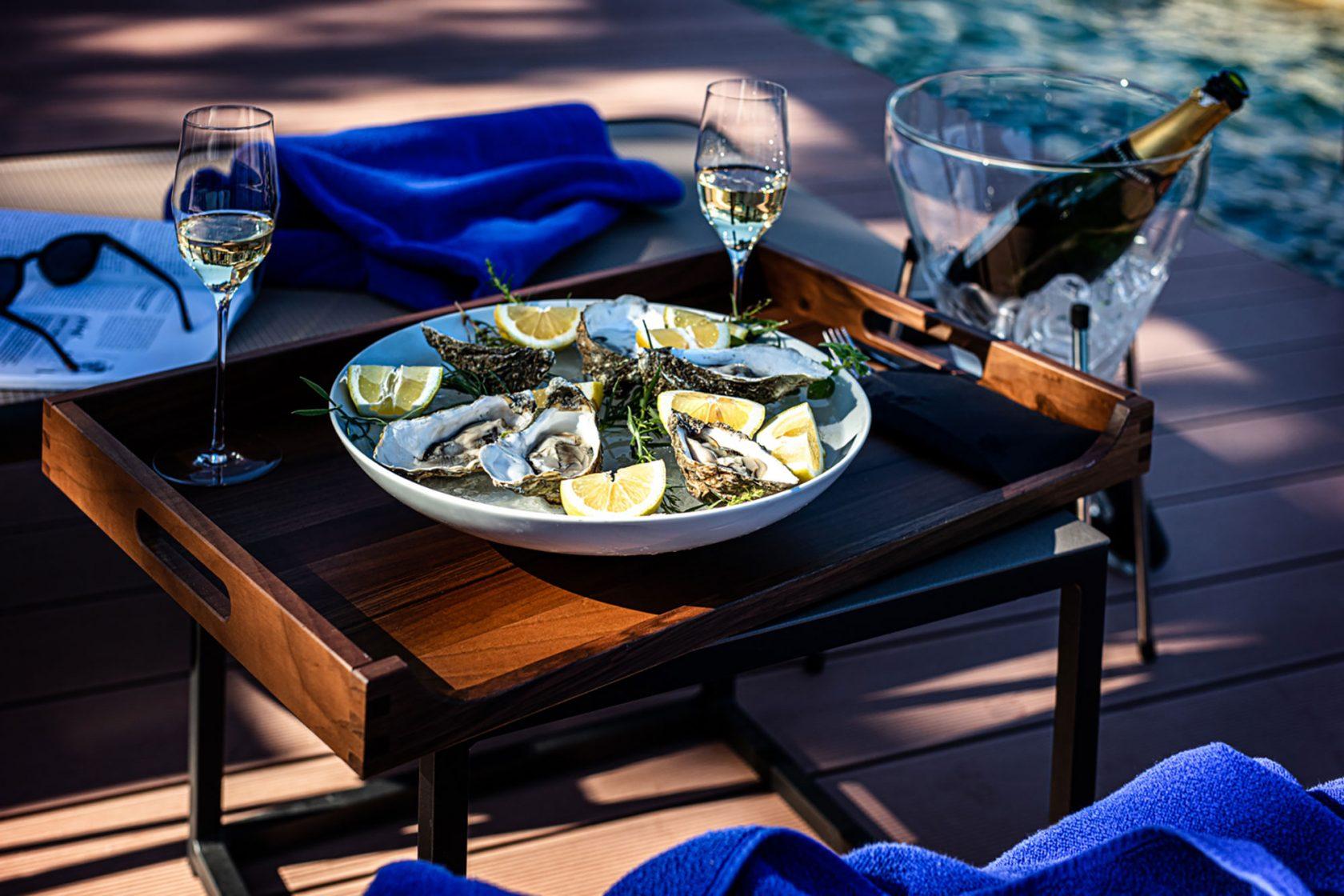 Ikador Luxury Boutique Hotel & Spa Riva Lounge