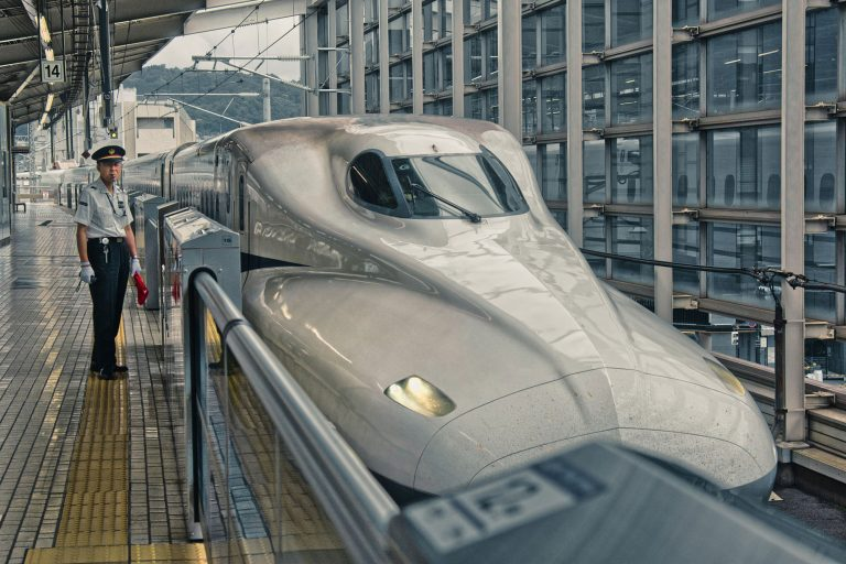 Shinkansen Trail Japan