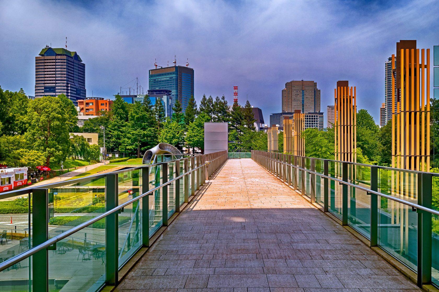 Modernes Tokyo
