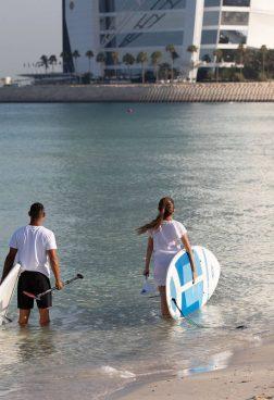 Jumeirah Al Naseem - Wassersport