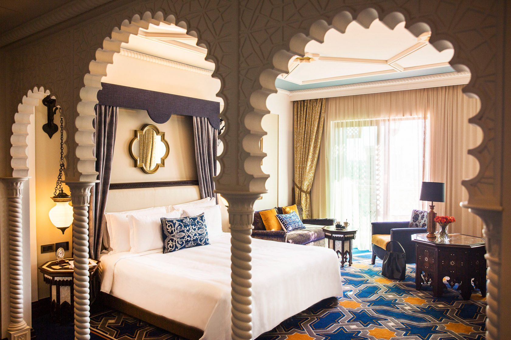 Madinat Jumeirah Al Qasr – Arabian Deluxe Room