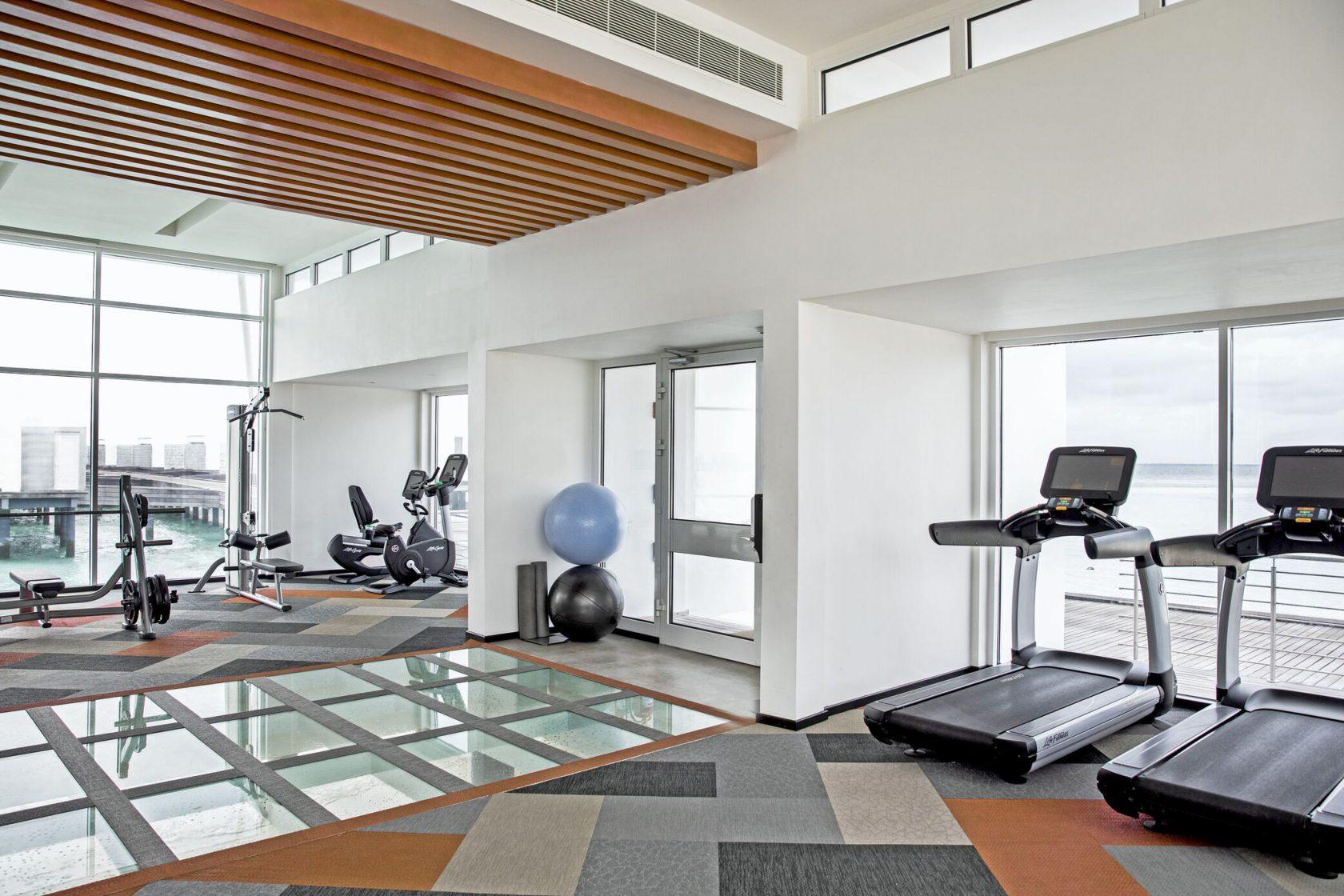 Jumeirah Maldives Fitness Centre