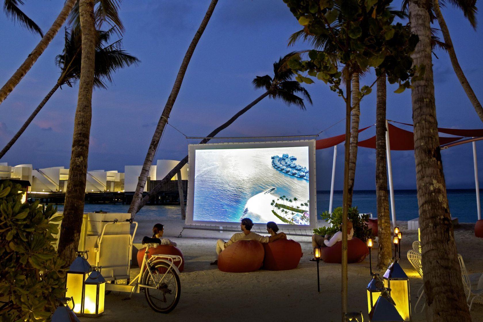 Jumeirah Maldives Cinema