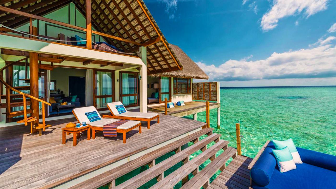 Four Seasons Resort Maldives at Landaa Giraavaru – Baa Atoll, Malediven