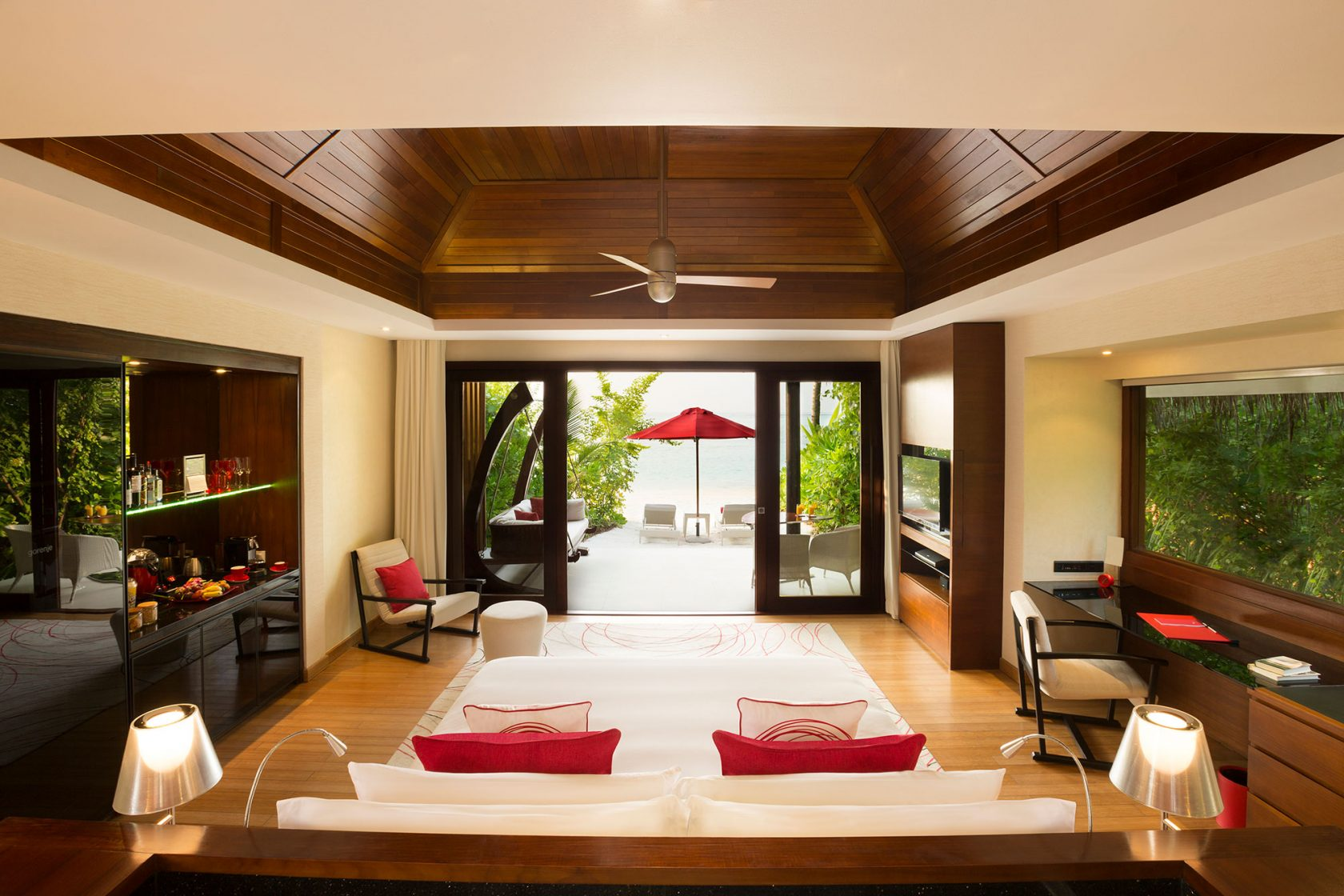 Niyama Island Resort Maldives Beach Studio
