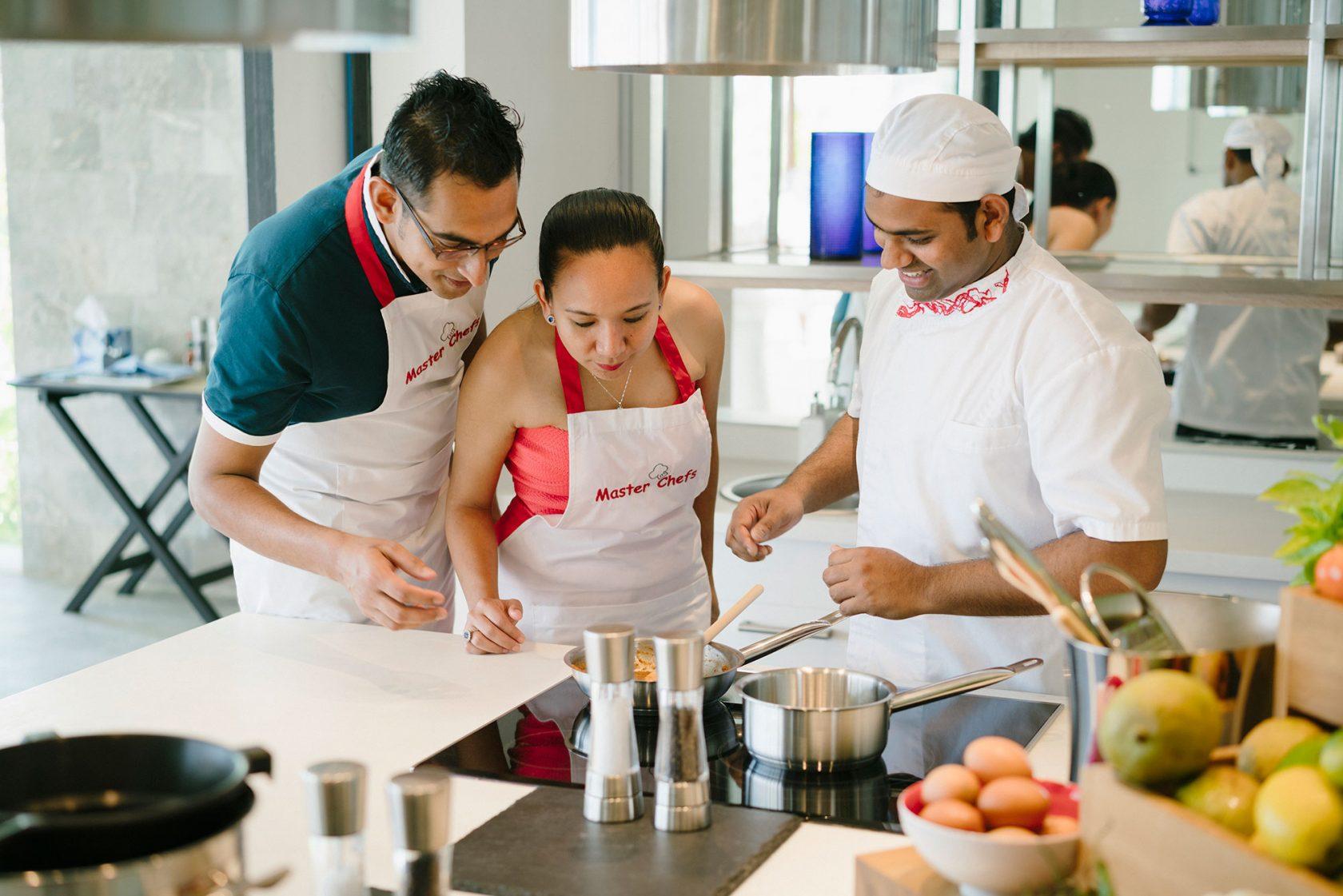 Niyama Island Resort Maldives Cooking Class