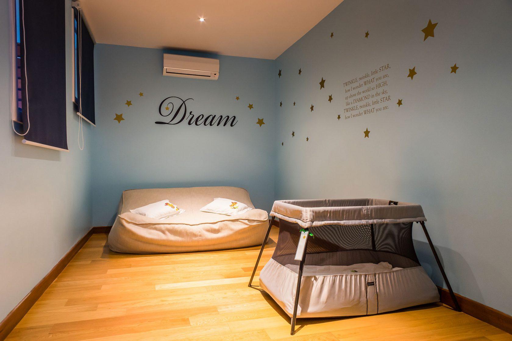 Niyama Island Resort Maldives Infants room