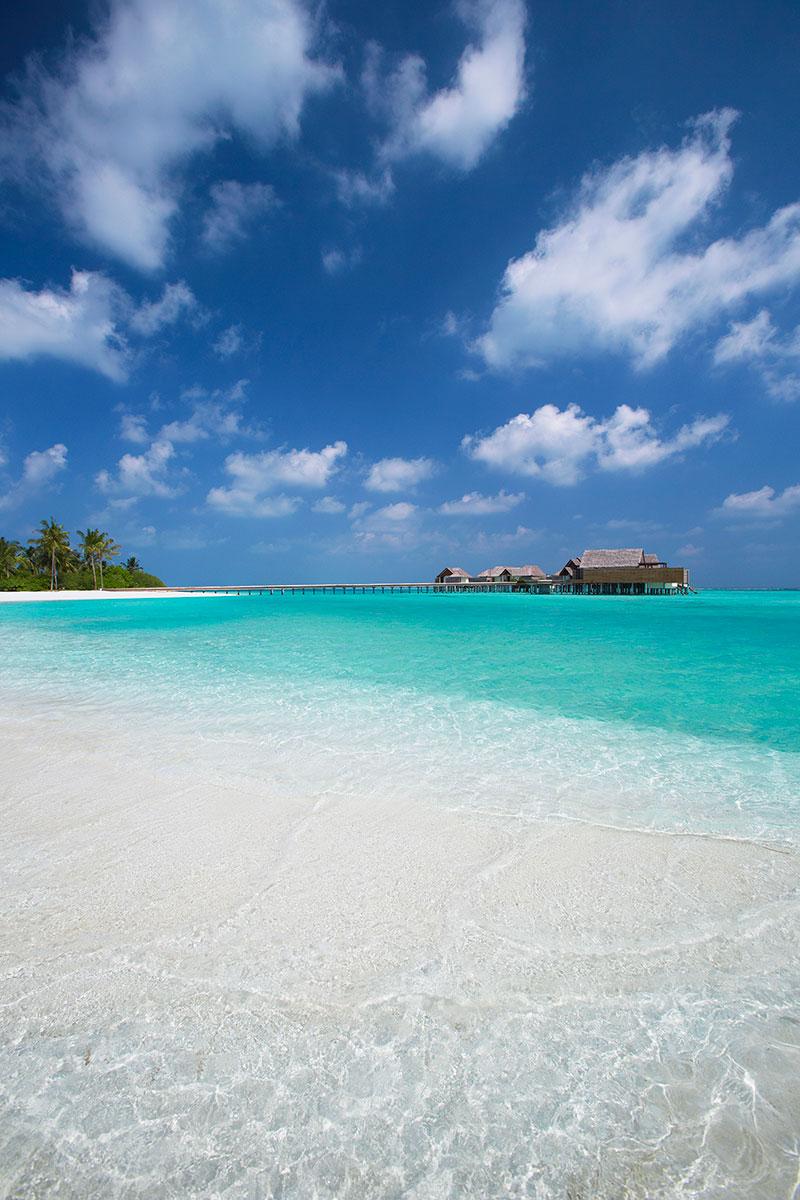Niyama Island Resort Maldives The Crescent Beach