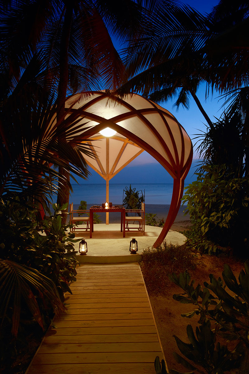 Niyama Island Resort Maldives Tribal Pod
