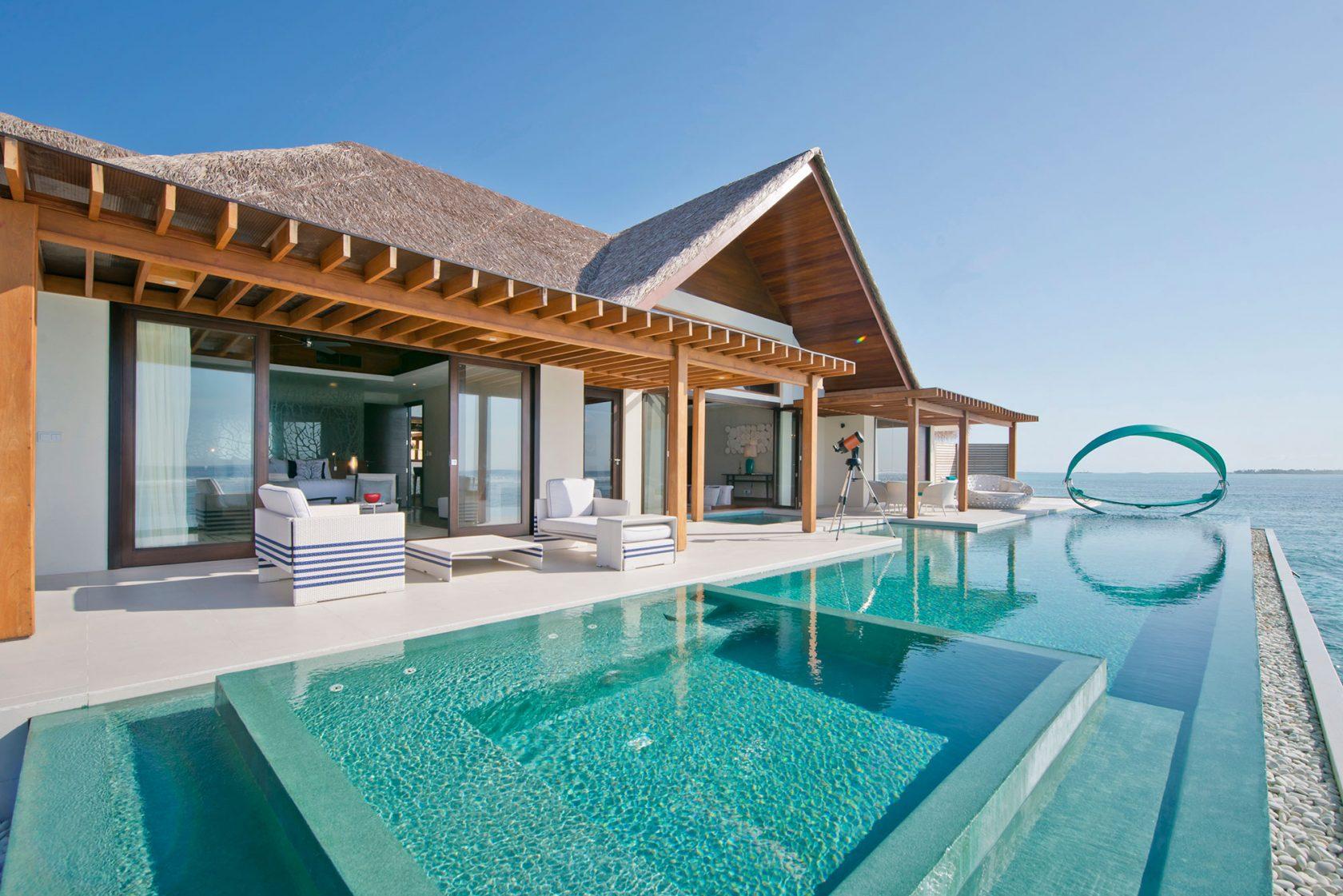 Niyama Island Resort Maldives Two Bedroom Ocean Pavilion