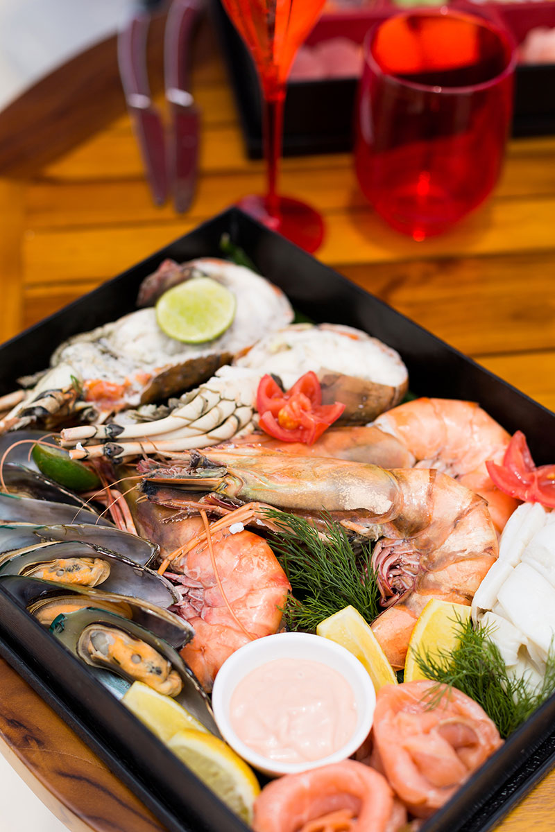 Niyama Island Resort Maldives Seafood