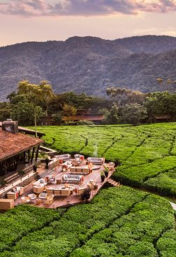 One&Only Nyungwe House, Ruanda - Clubhouse