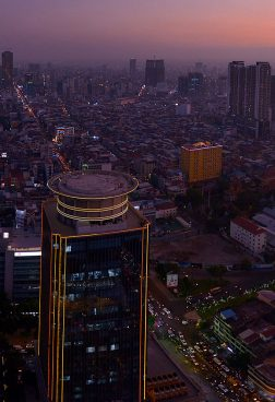 Phnom Penh Stadt