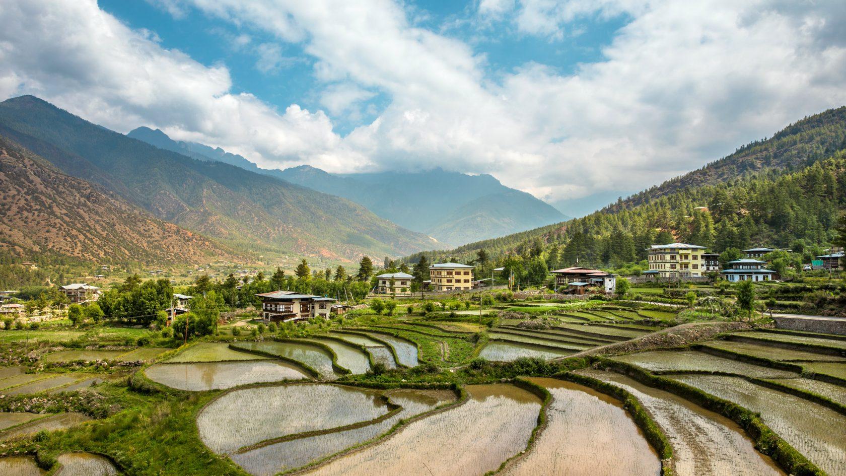 Private Rundreise, Privatreise Bhutan