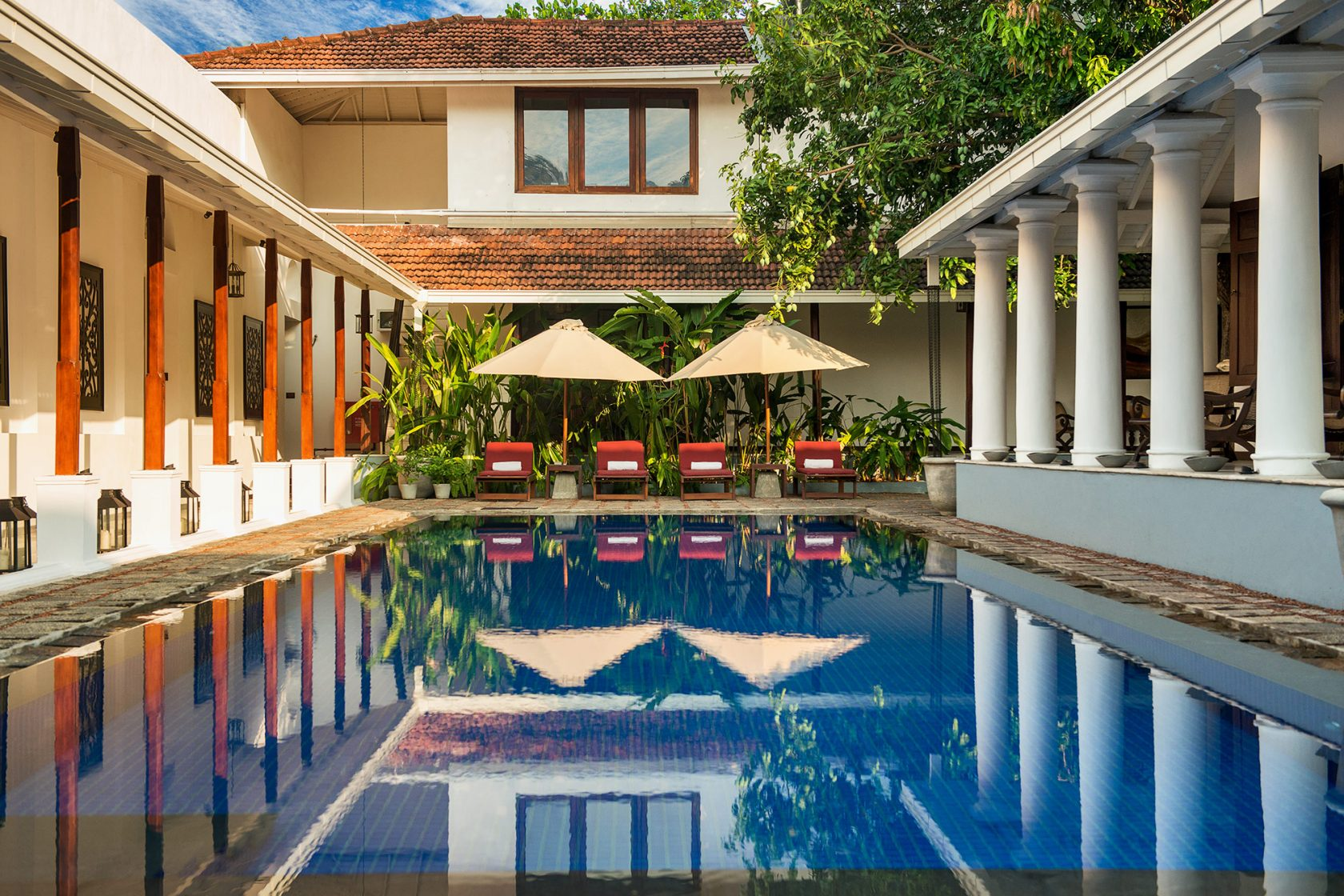 Residence by Uga Escapes, Colombo/Sri Lanka – Pool